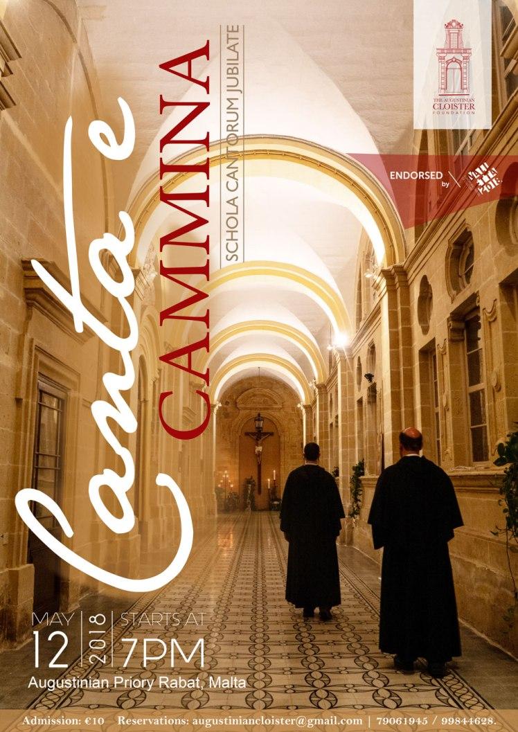 Canta-e-Caminna-Poster